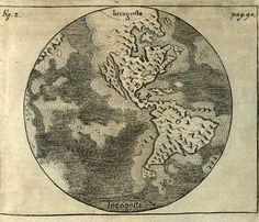 Teoria sacra della terra e spazi sconosciuti #mondo #ideadelmondo #originedelmondo #paradiso #diluviouniversale #religione #america #scienza