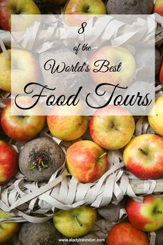 World's Best Food Tours