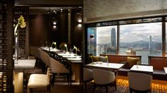 Abconcept-Conrad Hotel, Hong Kong - Executive Lounge-Collection-Projects