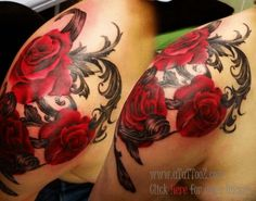 ... New Type Tattoo Design That Called Quarter Sleeve ...
