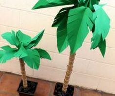 How to Make a Paper Palm Treethumbnail