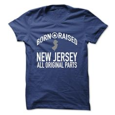 Born and Raised in New Jersey