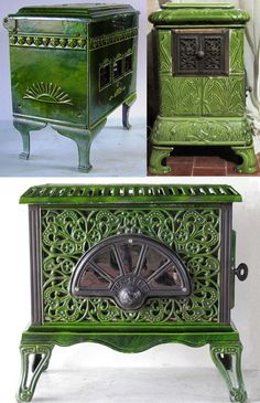 French cast iron stoves