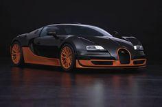 Magnífico Bugatti, el auto más rápido del mundo hasta ahora.