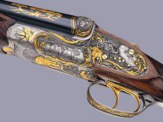 Ружья Fanzoj - совершенное произведение оружейного искусства