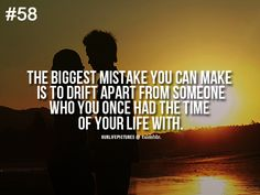 the biggest mistake you can make.
