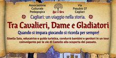 Un emozionante Tour per bambini alla scoperta del quartiere Castello in Cagliari e della città medievale!