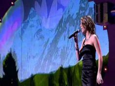Idols 4 liveshow 5 musical: Nikki - Climb Every Mountain SOM