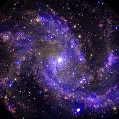 NGC 6946 is a medium-sized, face-on spiral galaxy about 22 million light years away from Earth. In the past century, eight supernovas have b...