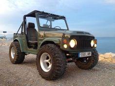 Suzuki LJ80 Jeep : AngloINFO Monaco