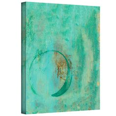 @Overstock.com - Artist: Elena Ray Title: Teal Enso Product type: Gallery-wrapped, canvashttp://www.overstock.com/Home-Garden/Art-Wall-Elena-Ray-Teal-Enso-Gallery-Wrapped-Canvas/7857688/product.html?CID=214117 $49.99