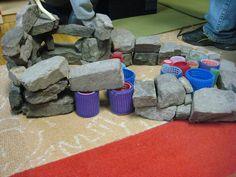 building materials Building Construction Materials, Preschool Garden, Takoma Park, Nursery School, School Photos, Factories, Creative Kids, Stepping Stones, Seattle