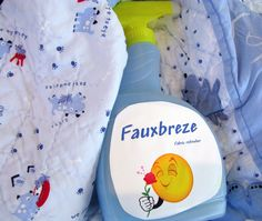 """Faux Febreeze: """"Wonderful dirt cheap alternative. This version is about 5 cents to make and the scent is much nicer."""" -Loves2Teach"""