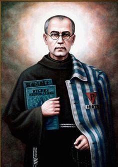 Santo do Dia| São Maximiliano Maria Kolbe