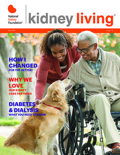 More than 26 million Americans-one in nine adults-have kidney disease. Millions more are at increased risk for getting it, and most don't know it. Kidney disease can be found and treated early to prevent more serious kidney disease and other complications. The National Kidney Foundation (NKF) recommends two simple tests to check for kidney disease: