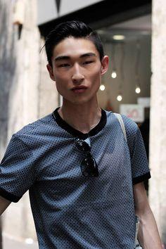 chiakira:  Outside Dolce & Gabbana SS15 MFW ph.Martìn Leòn