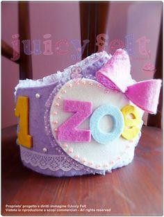 Juicy felt: Il primo compleanno di Zoe