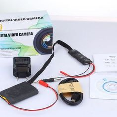 DIY Hidden camera,Hidden Camera,Wearable Spy Cameras,Wifi Spy Camera,Wireless…