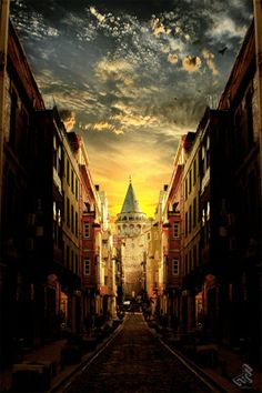 Galata Tower, Istanbul | Incredible Pictures