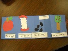 Cute apple poem