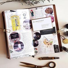 The Journal Diaries- Sharon's Art Journal / Seaweed Kisses