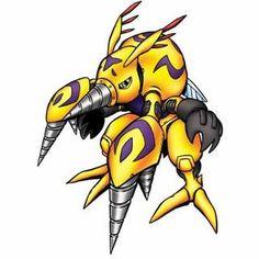 "Digmon - ""The Drill of Knowledge"", Armadillomon Armor Digivolution through the Digi-Egg of Knowledge"
