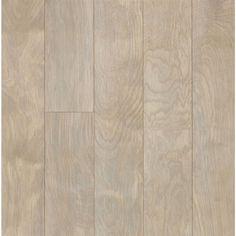 Shop Bruce 0375 In Birch Locking Hardwood Flooring Sample Summer Mist At Lowes