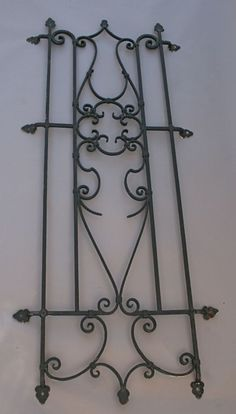 Rejas. Window grill superiorornamentalsupply.com