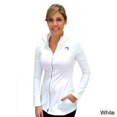 Organically Grown Women's Full-zip Track Jacket
