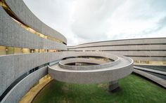 Image 1 of 26 from gallery of Faculty of Fine Arts University of La Laguna  / gpy arquitectos. Photograph by Filippo Poli