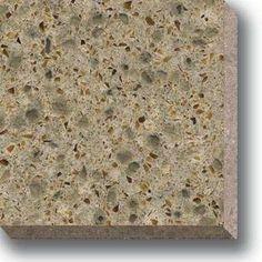 DuPont Zodiaq quartz countertop Mossy Green Types Of Countertops, Marble Countertops, Kitchen Countertops, Kitchen Cabinets, Dupont Zodiaq, New Kitchen, Kitchen Ideas, Energy Efficient Homes, Green Quartz