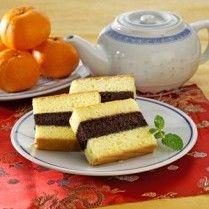 Lapis Surabaya, Lapis Legit, Chinese Cake, Resep Cake, Indonesian Food, Sponge Cake, Cake Cookies, Cake Recipes, Breads