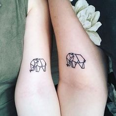 21 Matching Tattoo Ideas To Get With A Loved One