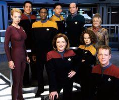 Captain Kathryn Janeway, 'Star Trek:
