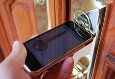 iPhone sustituye la llave de acceso a habitaciones de hotel
