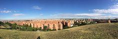 #Madrid desde el Cerro del Tío Pío