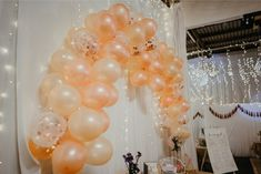 DIY Literary Wedding with Relaxed Family Focused Vibes Moving Photos, Graduation Party Themes, Ivory Roses, Bridal Stores, A Day In Life, Wedding Balloons, Balloon Arch, Very Lovely, Dance The Night Away