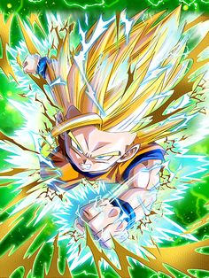"""[Entrusted Mission] Super Saiyan 2 Gohan (Youth) """"My father told me to protect the Earth!!"""""""