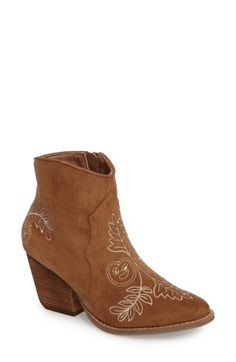 d5c407e671b online shopping for Coconuts Matisse Axis Embroidered Bootie (Women) from  top store. See new offer for Coconuts Matisse Axis Embroidered Bootie (Women )