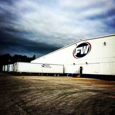 It's a gloomy day in #STL, but no matter what the weather, your #supplychain should be able to keep your product safe. #storage #warehouse #fwresults