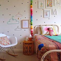 Παιδικά δωμάτια με άποψη-wall decor ~ Είμαι παιδί