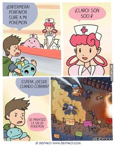 memes pokemon salud - Buscar con Google
