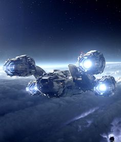 Prometheus.. Is it just me or does this ship look a bit like Serenity?!?