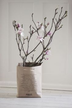 Seasonal flower | Magnolia wedding inspiration