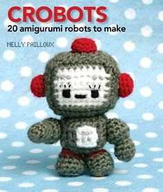 Some crocheting thing that I would never do, but I would definitely look at the cute images in the book.