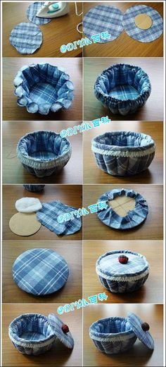 DIY Fabric Pumpkin Storage Vase vase diy storage pumpkin easy crafts home crafts diy ideas diy crafts do it yourself home diy fabric easy diy diy tips diy images craft storage easy diy craft ideas diy tutorials by durpouil Fabric Boxes, Fabric Storage, Diy Storage, Storage Basket, Fabric Crafts, Sewing Crafts, Sewing Projects, Diy Projects, Easy Diy Crafts