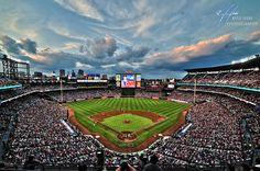 turner field 2012 - Braves Stadium