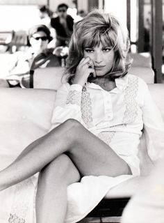 Monica Vitti: This website has amazing pictures of this mysterious, magnetic actress