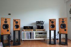 Harbeth Super HL-5 Plus and M30.1 | Flickr - Photo Sharing!