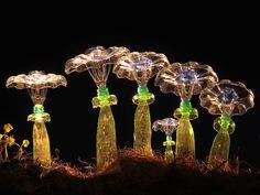 Artist Veronika Richterová turns plastic bottles into beautifu...